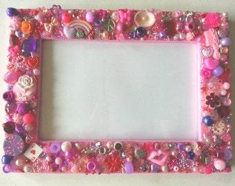 I Spy Bejeweled Picture Frame