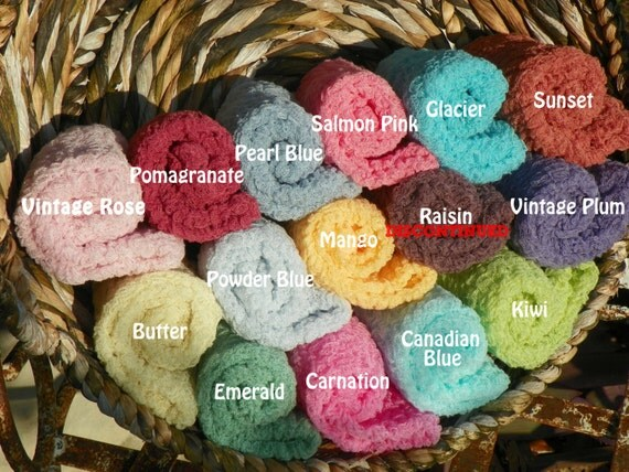 Set of Six Cheesecloth Photography Props...Over 75 Colors...Newborn Props...Baby Girl Cheesecloth Wraps...Cheesecloth Wraps