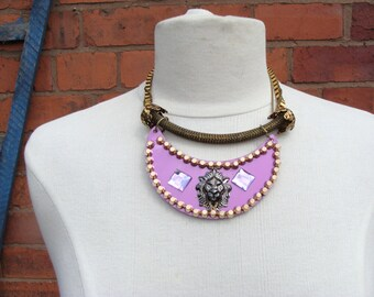 The Funky Lion Necklace