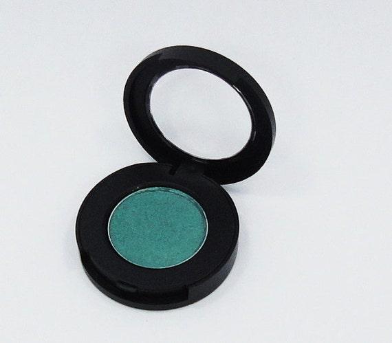 Surrender Matte Pearl teal Blue Green Makeup Eyeshadow