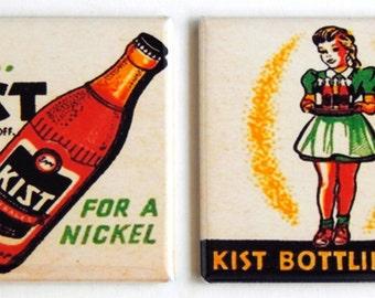 Kist Soda Fridge Magnet Set