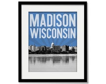 Popular Items For Madison Wi On Etsy