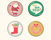 October Afternoon Daily Flash Eggnog Tin Pins -- MSRP 4.00