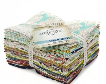Cotton + Steel - Sarah Watts - August Fat Quarter Bundle