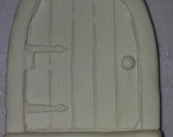 Fantasy Fairy Door unpainted - Place them anywhere and let the magic in