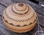 Vintage Native American/African Basket