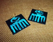 Nzuri Duafe Wooden Earrings