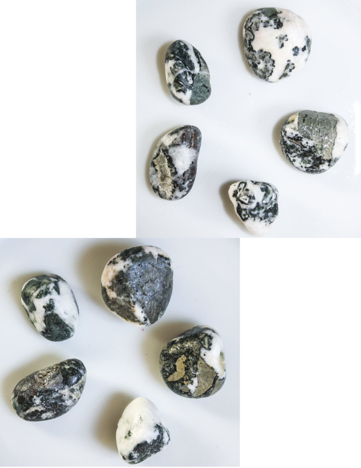 Dallasite rocks 10 small size stones mineral for Handley rock jewelry supply vancouver wa