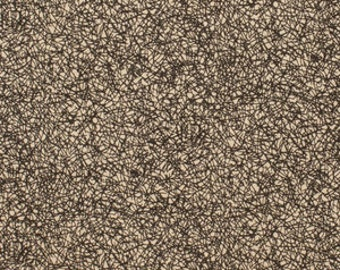 Ghastlie Bramble in Tea Stain (Tan - 7157G) - The Ghastlies/Ghastlys - Alexander Henry Fabric, 1/2 Yard