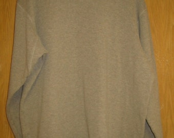vintage gravel long sleeved jersey by 'Banana Republic' . . . . men's size extra large . .  gently worn