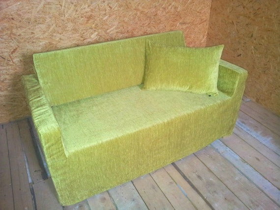 Slipcover for Solsta sofa-bed from IKEA by KustomCovers on ...