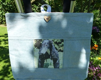 Greyhound Bag - New Price
