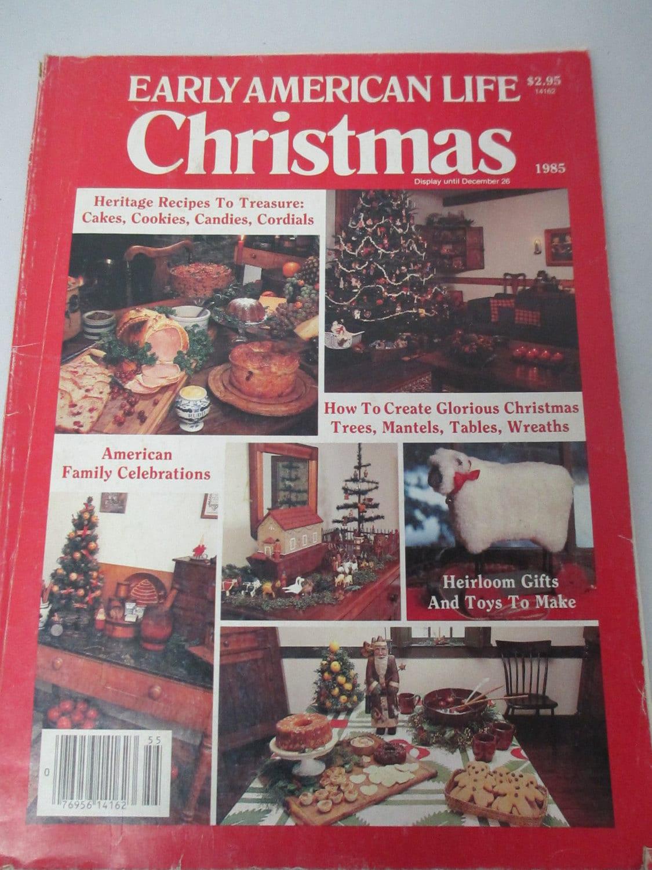 Early American Christmas 2020 Magazine Early American Life Magazine Christmas 2020 | Nnykvq.newyear24.site
