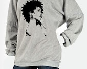 Afro Natural Ode To Beauty Sweatshirt