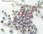 Crystal AB 6ss Swarovski Elements Rhinestones 2058 flatback 1 gross