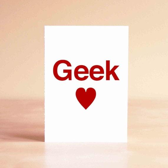 Funny Valentine Card - Funny Anniversary Card - Boyfriend Card - Husband Card - Funny Card - Geek