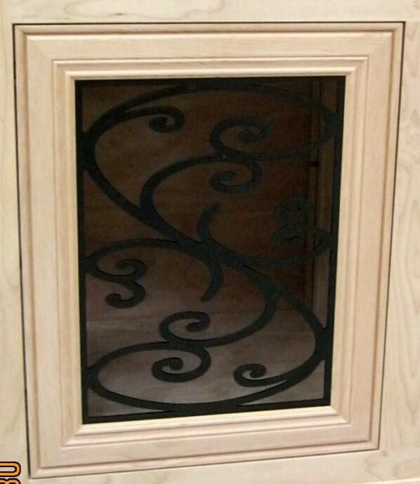 Decorative Cabinet Door Inserts Cabinet Door Panel
