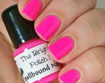 Barbie Pink Drink - Neon Pink Nail Polish