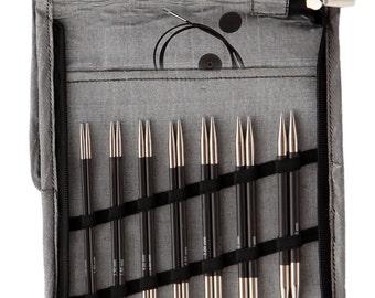 KnitPro (Knitter's Pride) KARBONZ Interchangeable Circular Deluxe Needle Set - SALE - only 79.90 USD