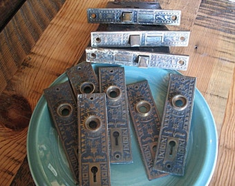 Popular Items For Vintage Door Plates On Etsy