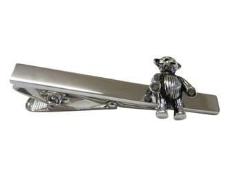 Teddy Bear Tie Clips