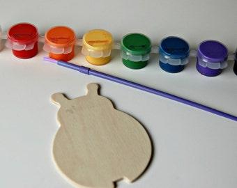 Ladybug Party Craft Kit