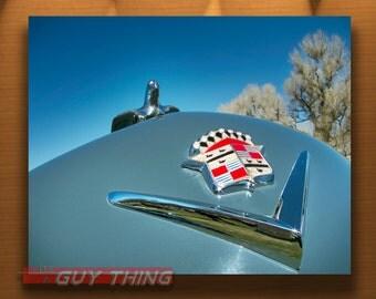Cadillac Photo, Art Print, Car Photography, Cadillac Art, Classic Cadillacs, Car Pictures, Automobile Art, Automotive Art, Vintage Cadillac