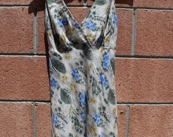 90s tropical dress