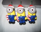 Despicable Me Minions Christmas Ornament