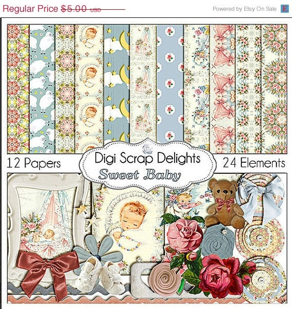 Baby Scrapbooks For Sale 40 Off Sale Vintage Baby