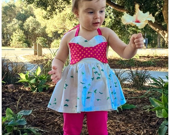 NEW Stasia Dress and Top PDF Pattern Tutorial