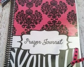 Prayer Journal Spiral