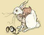MEMBERSHIP! The White Rabbit Level