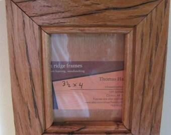 3.5x4 Black Locust Frame
