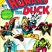 "Marvel Comics ""Howard The Duck #12"" Treasury Edition Stand-Up Display"