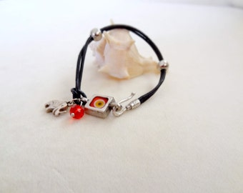 Evil eye bracelet , Red Evil Eye Bracelet,  Gift For Mothers, best Friend Birthday, Turkish Jewelry Style Bracelet,