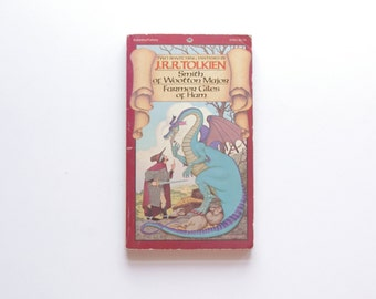 JRR Tolkien - Smith of Wooton Major and Farmer Giles of Ham - Tolkien Book