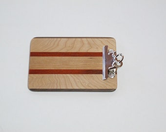 Small Laminated Wood Clipboard