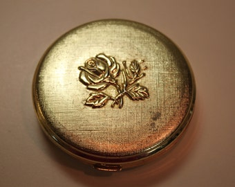 Vintage Compact with Mirror