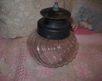 Light Shade vintage, Vintage Small Light Shade, Porch Light Shade, Small Light Shade, Vintage Light Shade, Vintage home Decor, /:)s*