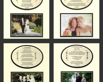 Wedding Personalized Gifts buy3 get on free save 14.99 thank you mother father bride groom
