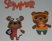 Teddy Bears of Summer