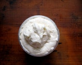 Potted Sugar Scrub: Choose your favorite scent! Emulsified scrub, sugar scrub, vegan scrub, vegan sugar scrub