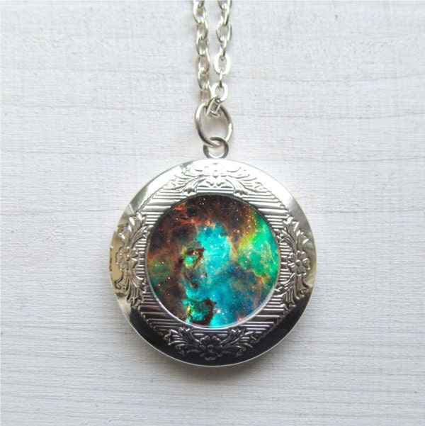necklaces etsy nebula - photo #14