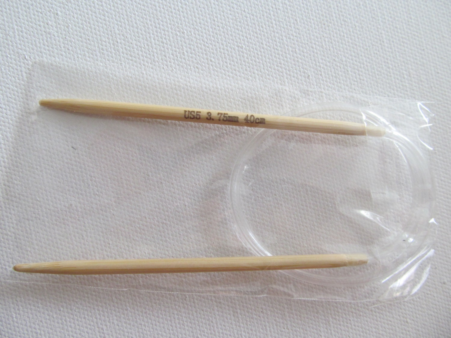 Knitting Needles Mm To Inches : Inch size knitting needles circular mm bamboo