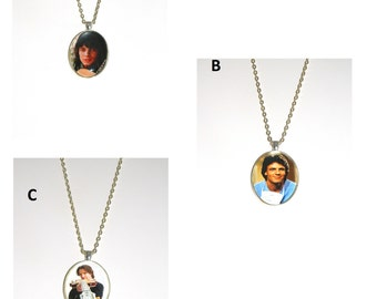 Rick Springfield Necklace Choice of images general Hospital