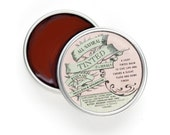 Mini Tinted Lip & Cheek Balm- Organic,hydrating,sheer,rosy,apothecary