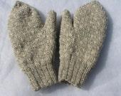 Ragg Traditional Thrummed Mittens
