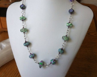 Maverick Jewels-purple Lampwork