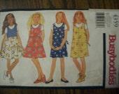 BusyBodies 4359, Girls Dress, Girls Jumper